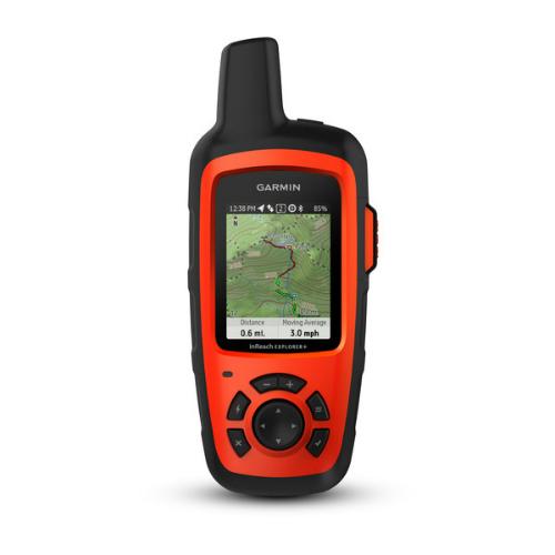 Garmin inReach Explorer+ Handheld Satellite Communicator with GPS Navigator by Garmin
