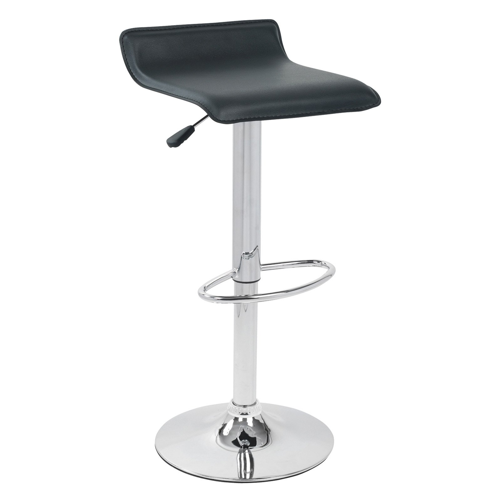 Lumisource Ale Adjustable Height Bar Stool by LumiSource Inc