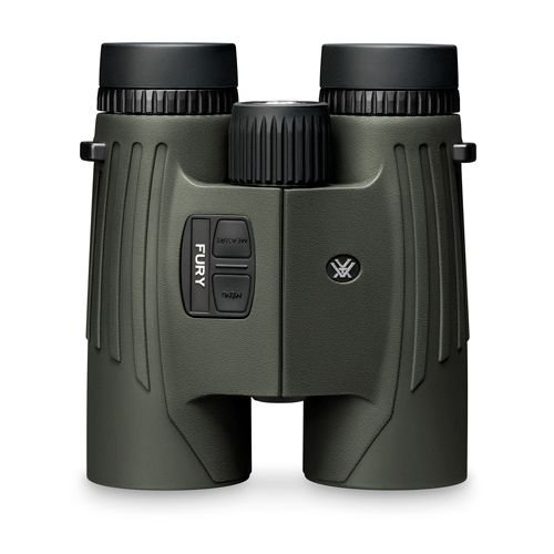 Vortex Optics Fury HD Laser Rangefinder Binocular, 10x42, Green LRF300 by Vortex