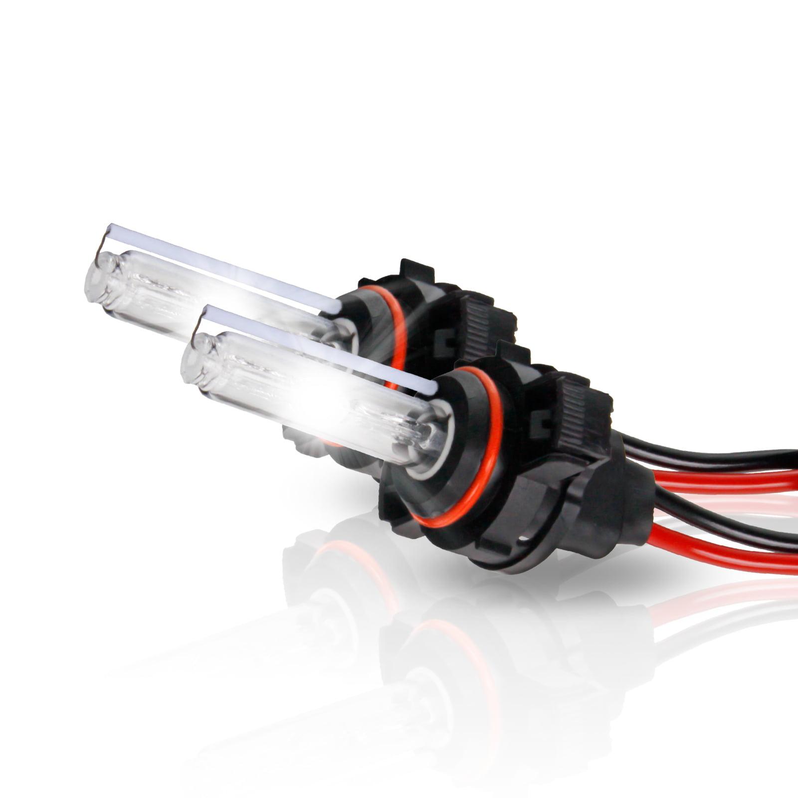 Project RA 35W 5202 8000K HID Blue Xenon Bulbs Fog Lights - HID Replacement Bulbs - Pair