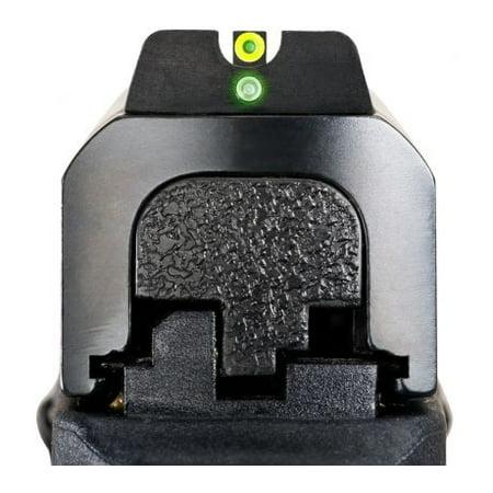 AmeriGlo Tritium i-Dot Night Sight Set All MP except Shield, Green/Orange
