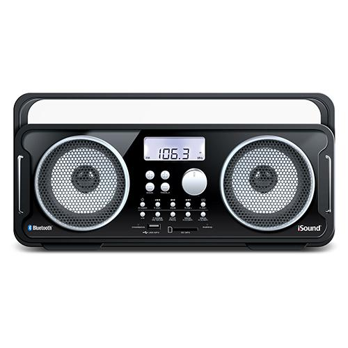 iSound BT-4000 Wireless Boombox (black)