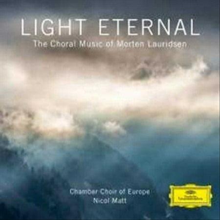 Light Eternal - Choral Music of Morten Lauridsen (CD) Popular Choral Music