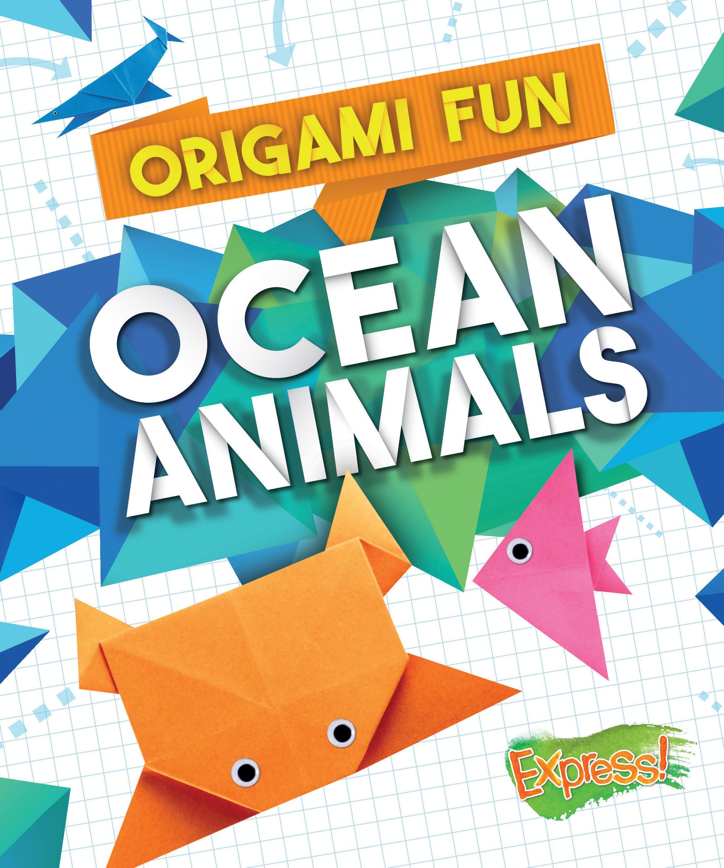 Origami Fun for Kids Kit - Tuttle Publishing | 2774x2313