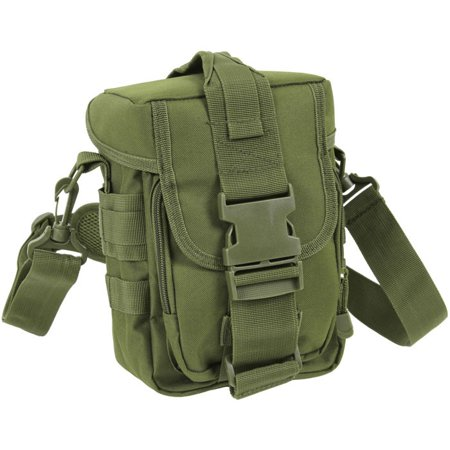Rothco Flexipack MOLLE Tactical Pouch, Shoulder - Tactical Shoulder Bag