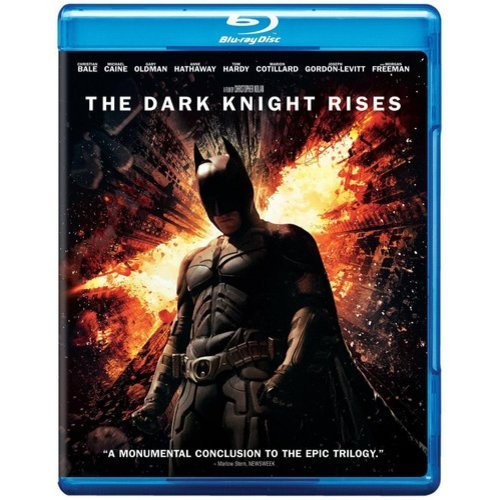 The Dark Knight Rises (Blu-ray + DVD + UltraViolet) (With INSTAWATCH) (Widescreen)