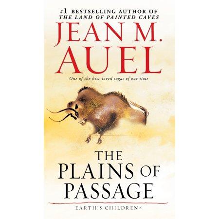 The Plains of Passage : Earth's Children, Book Four](Halloween Nonfiction Passage)