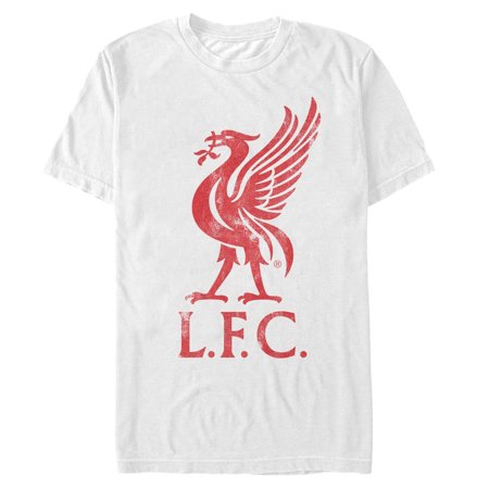 Liverpool Football Club Men's Bird Logo T-Shirt