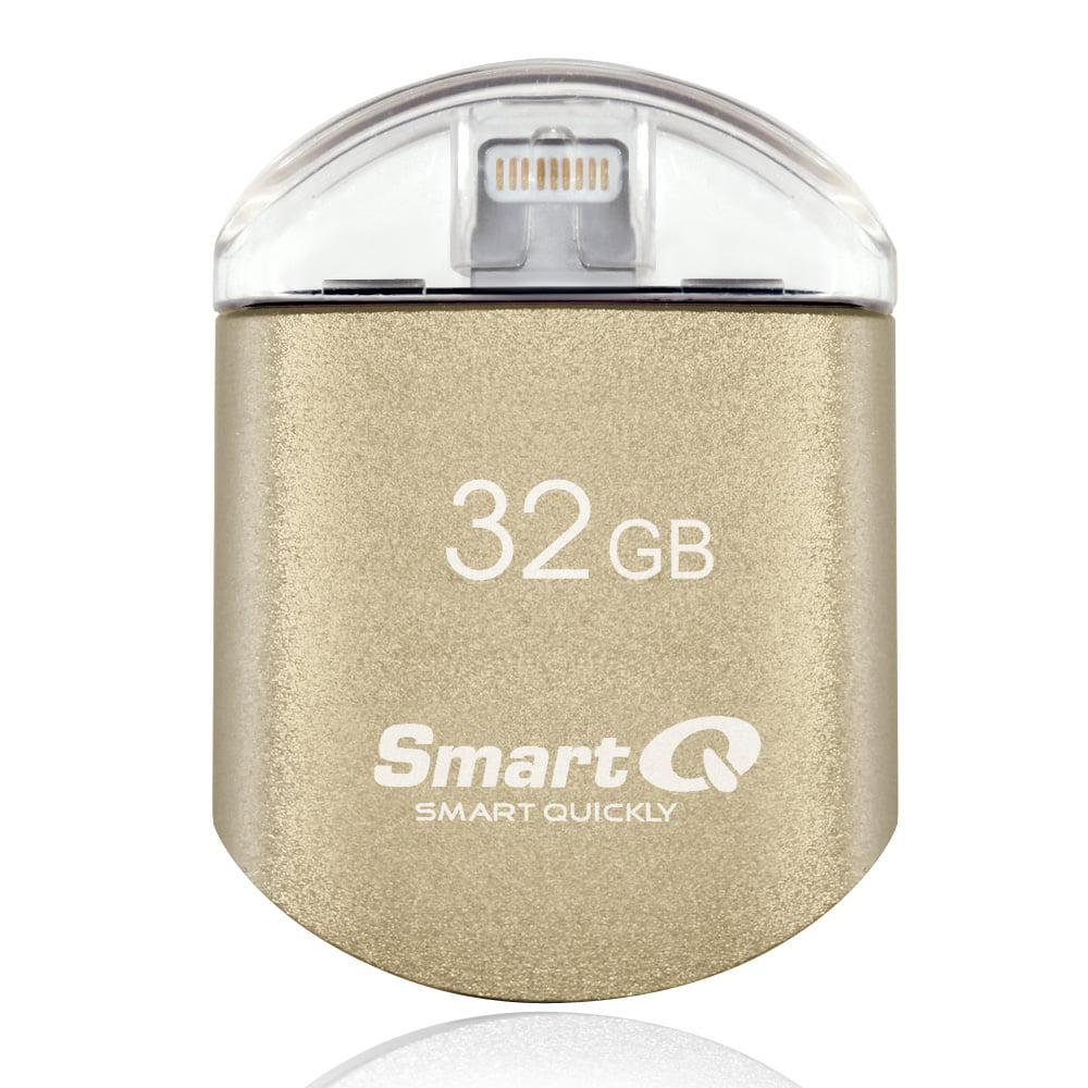 Instatek SmartQ 32GB MFI Lightning Pen Drive Portable Sto...