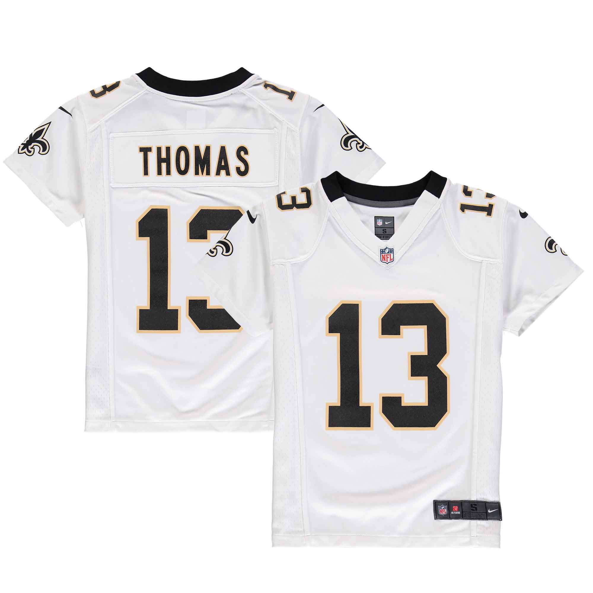 Michael Thomas New Orleans Saints Nike Youth Game Jersey - White - Yth M