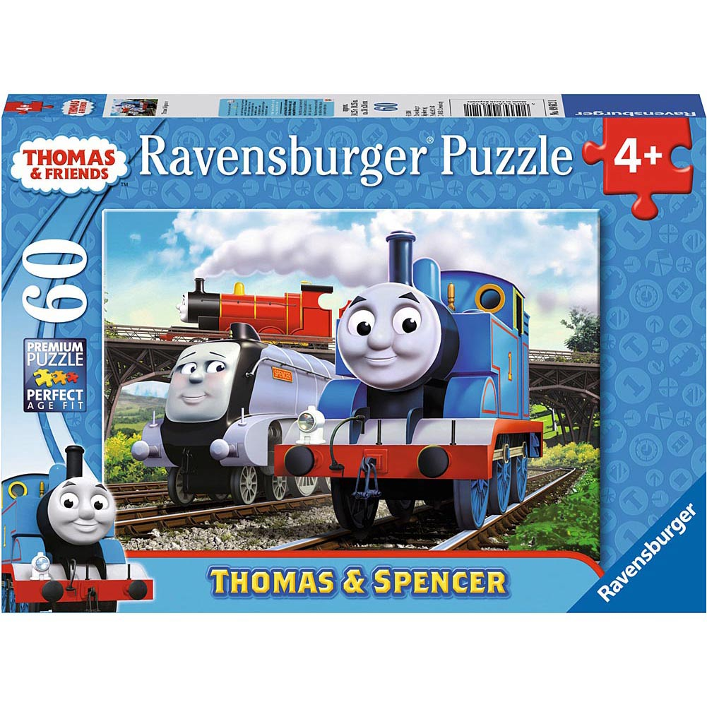 Thomas and Spencer 60 Piece Puzzle
