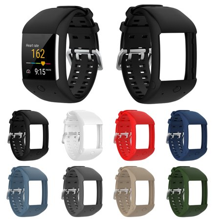 For Polar M600 Smart Watch Wristband Strap - Silicone Replacement Watch