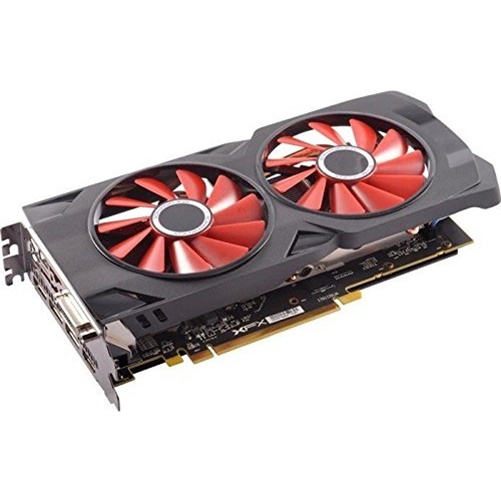 XFX Radeon RX 570 RS XXX Edition 1286MHz, 8gb GDDR5, DX12 VR Ready, - RX-570P8DFD6 Gaming Bundle Included