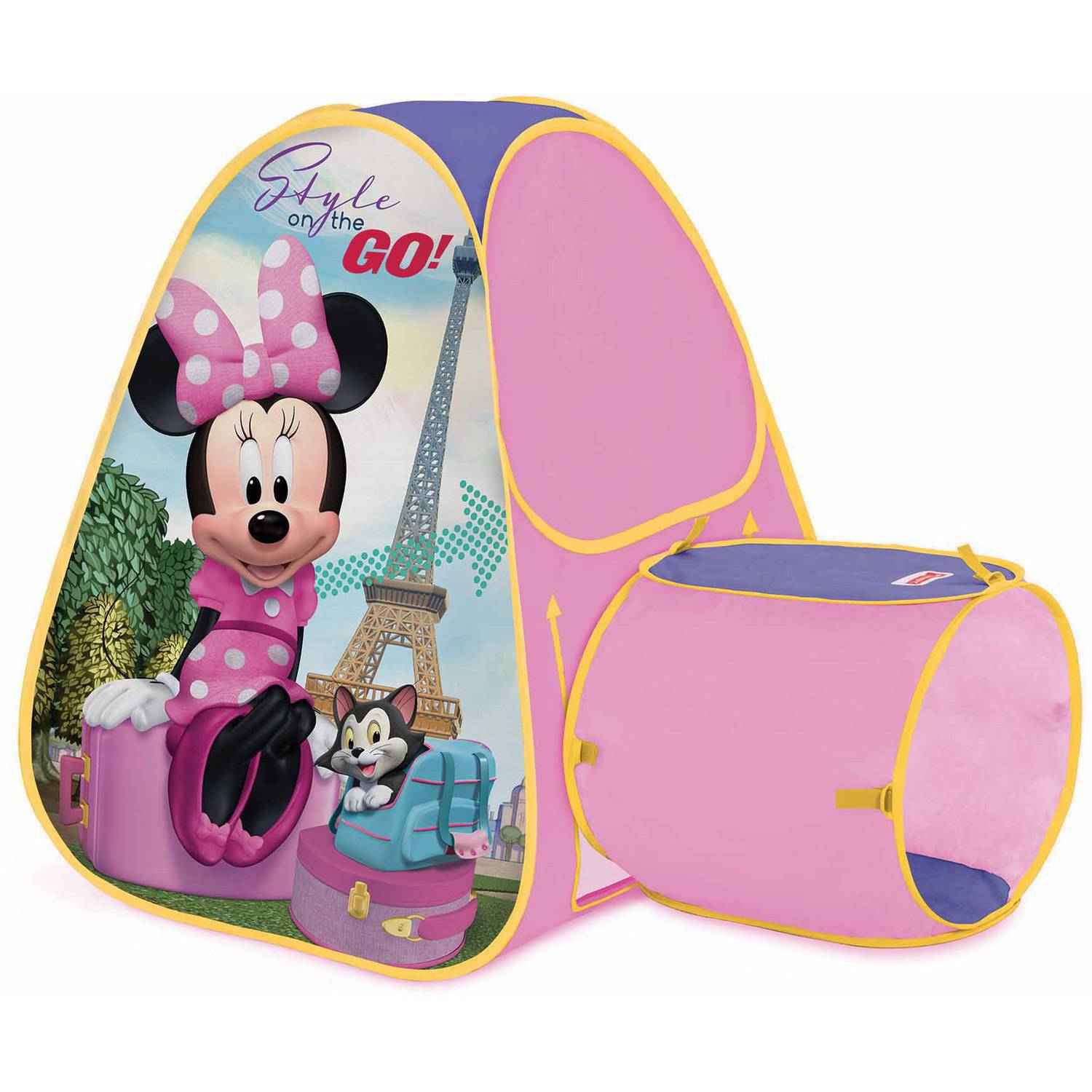 Playhut Disney Minnie Mouse Hide About