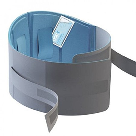Back Back Brace With Cool Pads   Lower Back Lumbar Support Brace Belt   Back Pain Relief  Small  Waist Up To 32 Inches