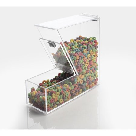 Cal-Mil Classic Single Canister Yogurt Topping Cereal Dispenser