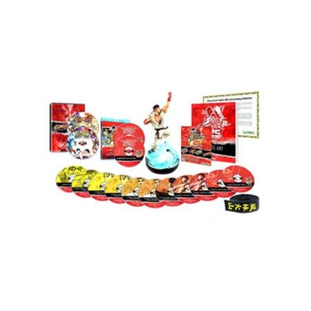 Street Fighter 25th Anniv Collection, Capcom, XBOX 360,