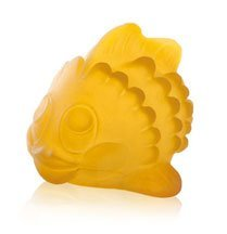 Hevea Natural Raw Rubber Bath Toy Polly Fish by Hevea