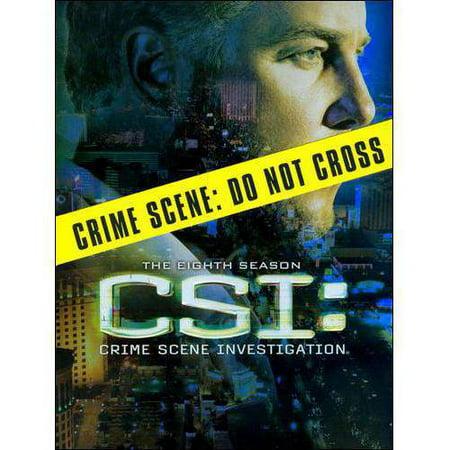 Csi  Crime Scene Investigation   The Eighth Season  Widescreen