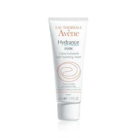 Avene Hydrance Optimale LIGHT Hydrating Cream, 1.3 Fl Oz