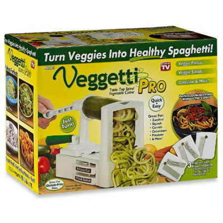 Veggetti Pro Vegetable Slicer