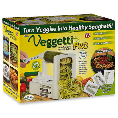 Veggetti Pro Vegetable Slicer, 1 Each