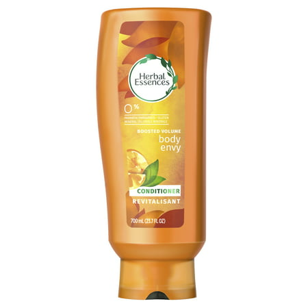 - Herbal Essences Body Envy Volumizing Conditioner with Citrus Essences, 23.7 fl oz