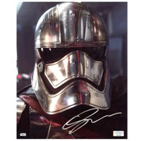 Gwendoline Christie Autographed Star Wars: The Force Awakens 8?10 Captain Phasma Close Up Photo