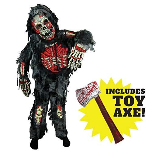 Brand New Zombie Hunter Bloody Axe Halloween Costume Accessory