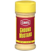 Cain's Ground Mustard Spice, 1.75 oz
