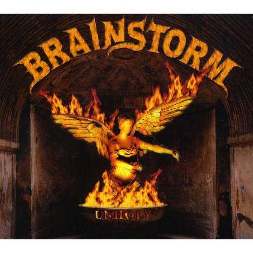 Brainstorm - Unholy (Re-Issue) [CD]