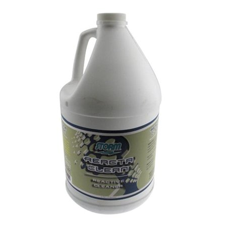 Storm Reacta Clean Bowling Ball Cleaner- Gallon (Bowling Ball Cleaning Wipes)