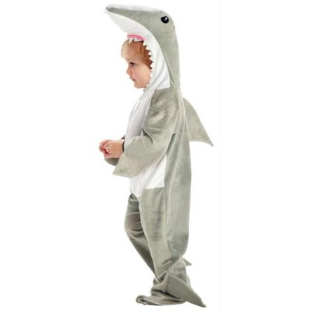 Costumes For All Occasions UR26992TLG Shark Toddler 2T-4T - Shark Costume For Toddler