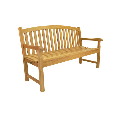 Anderson Teak Chelsea Teak Garden Bench by Anderson Collection