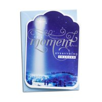 DaySpring  -  In a Moment - 50 Christmas Boxed Cards