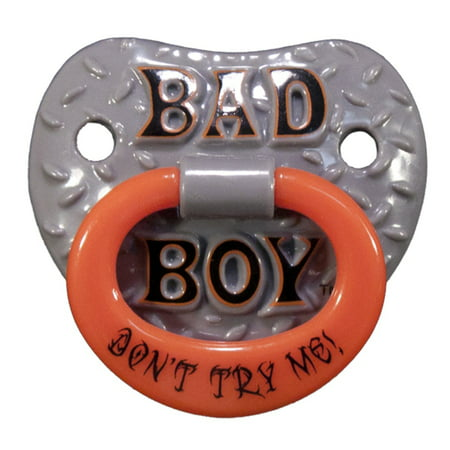 Billy Bob Bad Boy Pacifier - Halloween Pacifiers