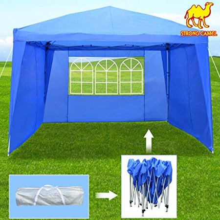 Strong Camel EZ POP UP Wedding Party Tent 10'x13' Folding Gazebo