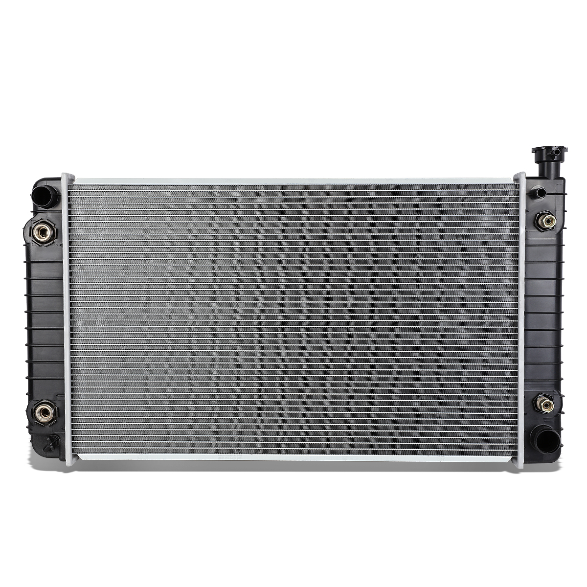For 1988-1995 Chevy GMC C/K Pickup/Suburban AT Performance OE Style Full Aluminum Core Radiator 622