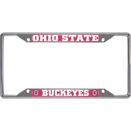 Ohio State University License Plate Frame