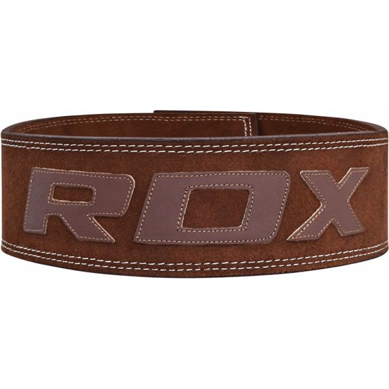 RDX Weight Power Lifting Leather Lever Pro Belt Gym Training ...
