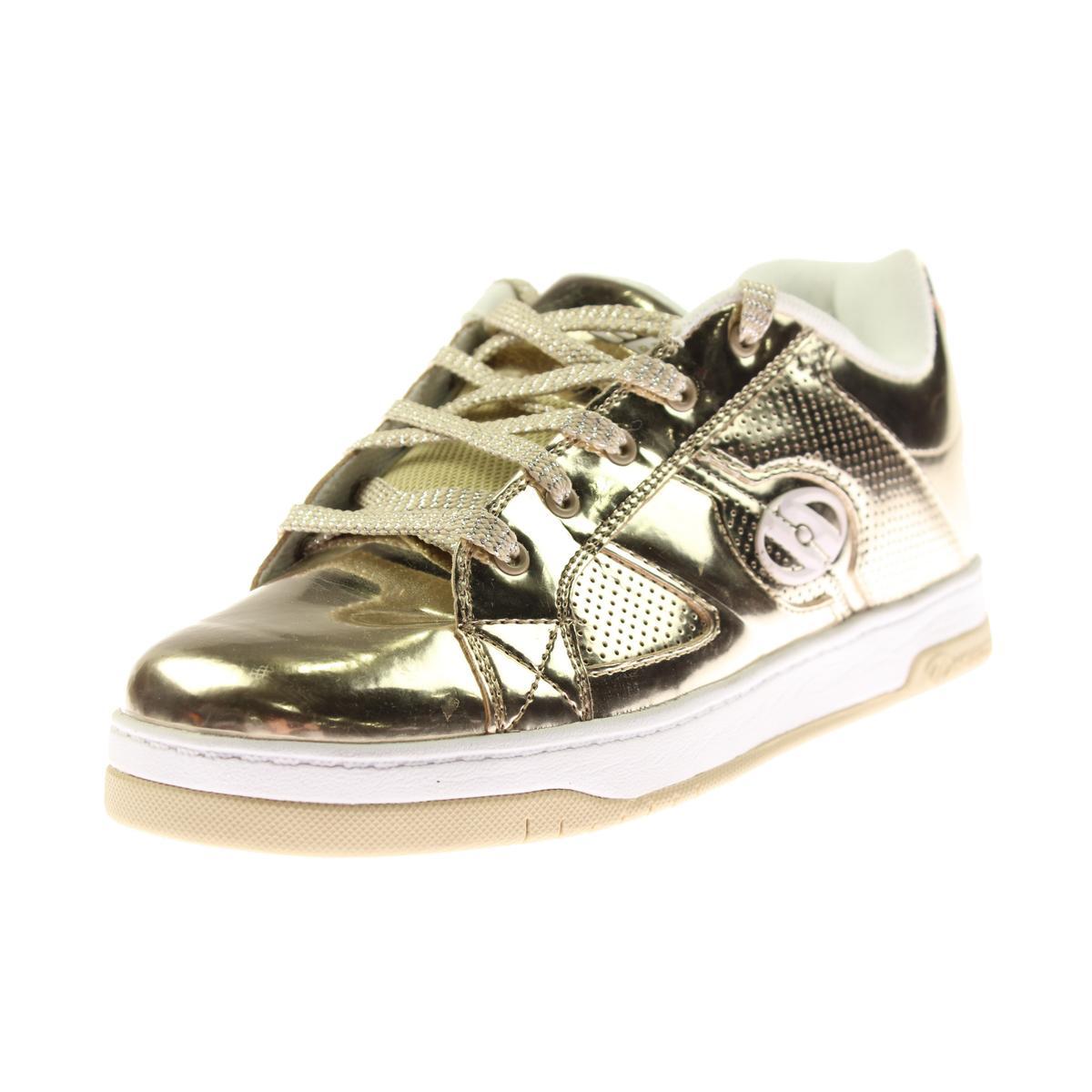 Heelys Womens Patent Colorblock Skate Shoes