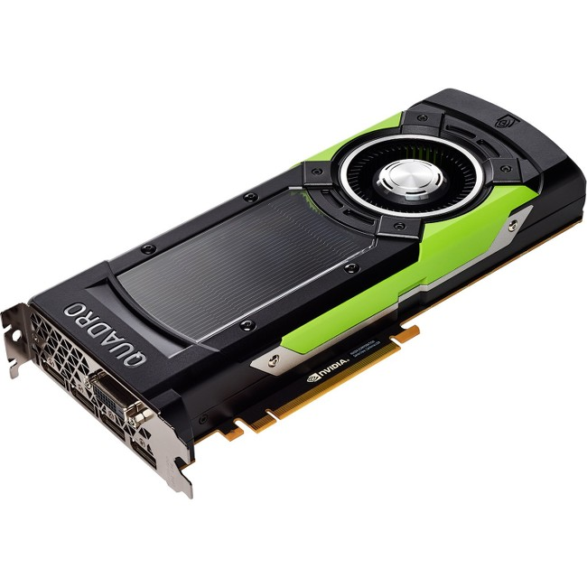 HP 1ME42AT NVIDIA Quadro P600 2GB GDDR5 Low-Profile Workstation Graphics Card