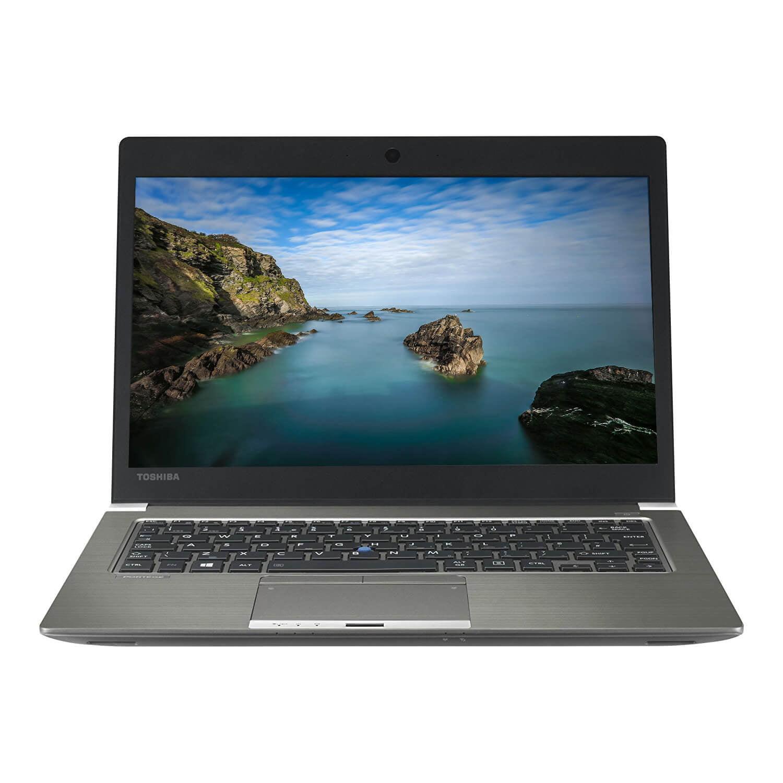 "Refurbished Toshiba Portégé Z30-B 13.3"" LED Laptop Intel i7-5600U Dual Core 8GB 256GB SSD"
