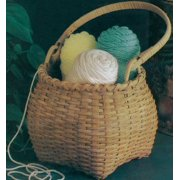"""Blue Ridge Basket Kits, Shaker Cat Head, 10"""" x 7-1/2"""""""