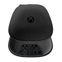 Microsoft Xbox One Elite Soft Lining Zip Up Case for Wireless Controller Black