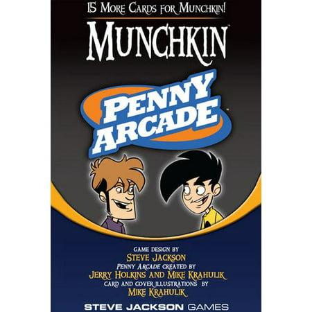 Steve Jackson Games Munchkin Penny Arcade ()