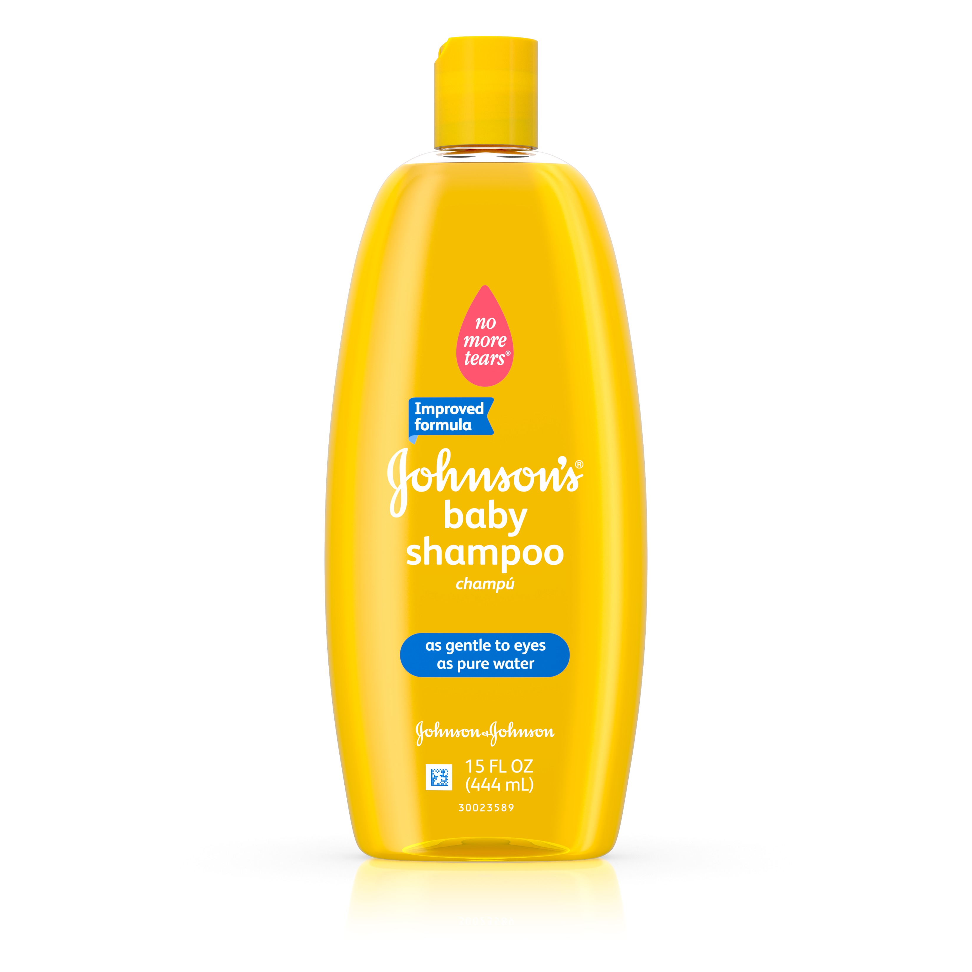 Johnson's Baby Gentle Cleansing Shampoo, 15 Fl. Oz.