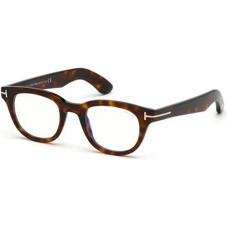 Tom Ford FT 5558B Eyeglasses 052 Dark Havana