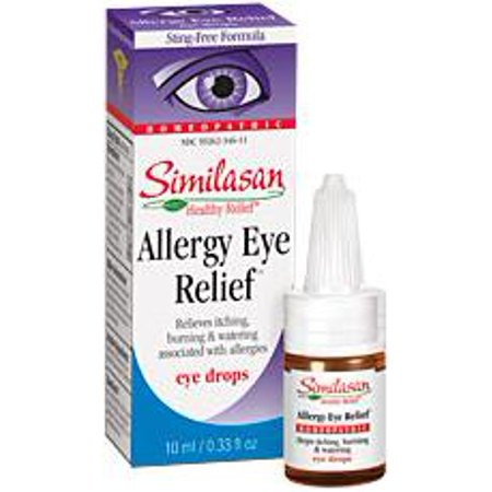 Drops 0.33 Ounce Liquid (Allergy #2 Eye Drops Similasan 0.33 oz Liquid )