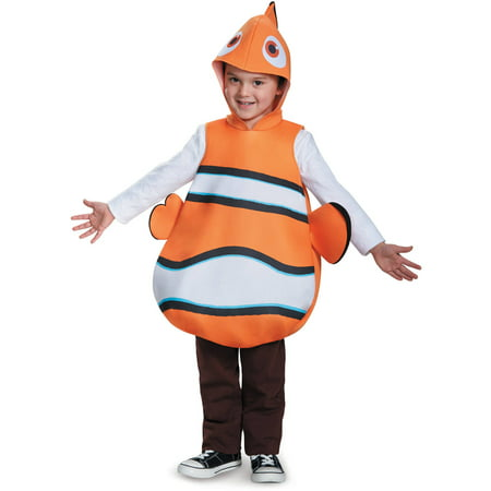 Disney Finding Dory Nemo Classic Child Halloween Costume - Disney Official Costumes